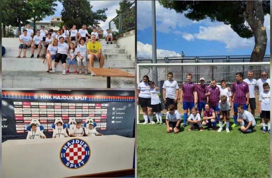 Sportski vikend iz snova za članove Udruge Pogled