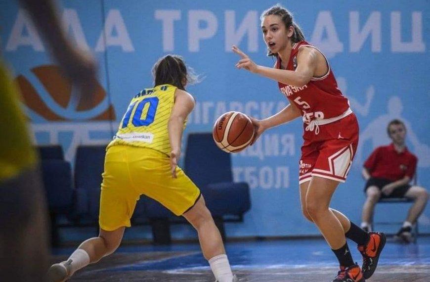 Nika Rodek pozvana u U-18 reprezentaciju