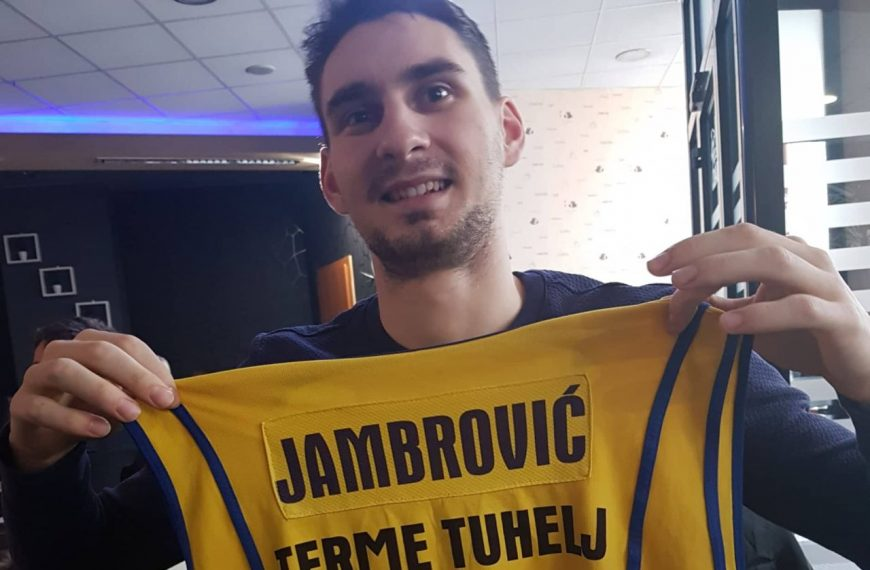 Patrik Jambrović pojačao redove Šibenke