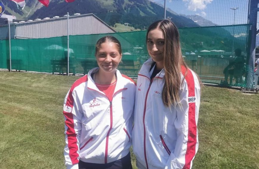 Antonia Ružić do novih pobjeda na Europskom prvenstvu u Švicarskoj